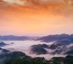 """云雾里的""""网红桥"""" 重庆周家山大桥"""