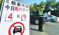 南京拟立法明确:重污染天部分机动车限行