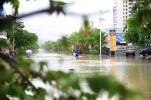 """台风""""艾云尼""""致海南普降暴雨 全省积极防范应对"""