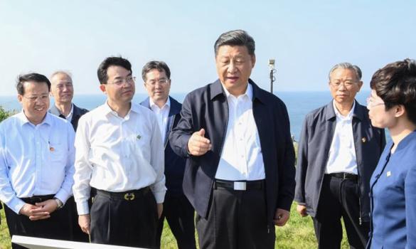Xi: Marine economy and research key to China's development