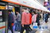 北京地铁5号线因车门故障晚点