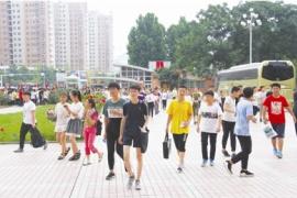 南阳6427名学子奔赴中考考场