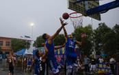 河南宝丰:农民篮球