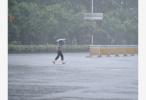 山东暴雨预警升级为橙色 全省大部大到暴雨局部大暴雨