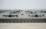 购买战机强化军力!卡塔尔扩建2座美军驻防空军基地