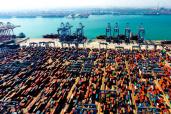 山东前8个月实现进出口1.2万亿元 对非洲贸易高速增长