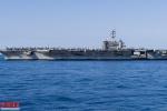 俄媒:美海军密谋大规模示威计划或将中俄推进同一战壕