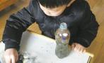 把語文課當成科學課來上,杭州一群小學生體驗《烏鴉喝水》
