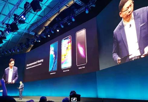 华为公司:发布全球首款5G折叠屏手机