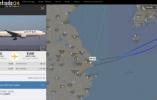 因飞机引擎故障 美联航一航班从浦东机场起飞后返航
