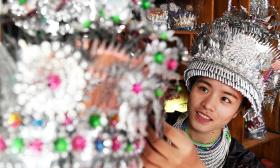 苗族银饰:千锤百炼出瑰宝