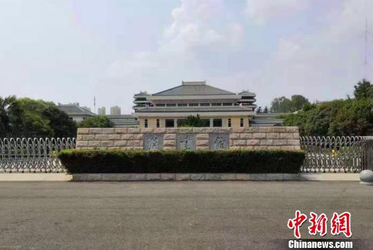 资料图:南阳汉画馆。 刘洋 摄