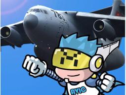 热血番漫画!110年中国航空史带你重归少年
