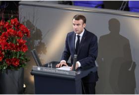 """马克龙""""遭辱"""" 法国召见土耳其大使""""要个说法"""""""