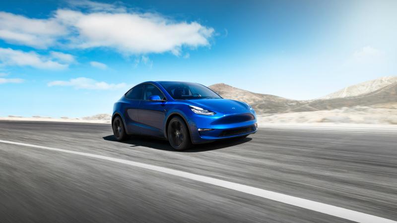 特斯拉Model Y或将提前量产 有望明年一季度交付