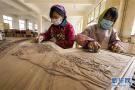 遵化:传统手工业复工复产 农民家门口就业增收
