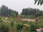 河南鲁山:环境大改善 乡村旧貌换新颜